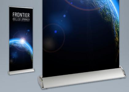 Frontier - Roller Banner