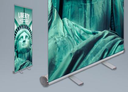 Liberty - Roller Banner