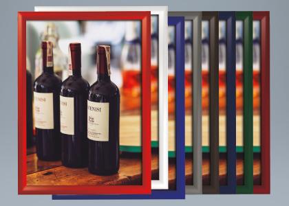 25mm Colour Snap Frame