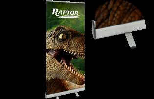 Raptor - Roller Banner