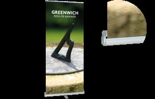 Greenwich - Roller Banner