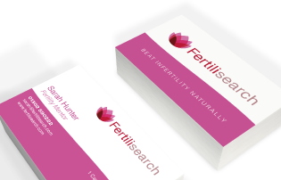 Premium Soft touch Business Cards